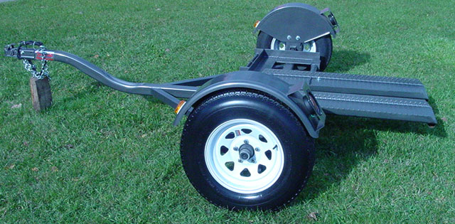Visit TowDollies.com to view our tow dolly product line.